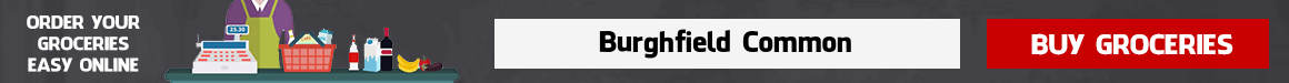 Online supermarket Burghfield Common
