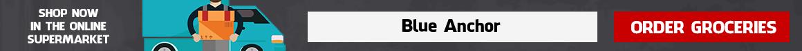Supermarket Delivery Blue Anchor