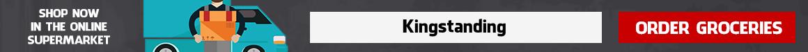 Supermarket Delivery Kingstanding
