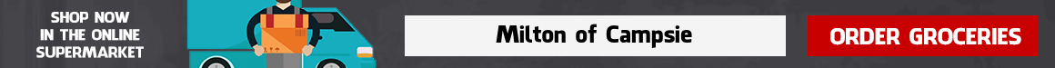 Supermarket Delivery Milton of Campsie